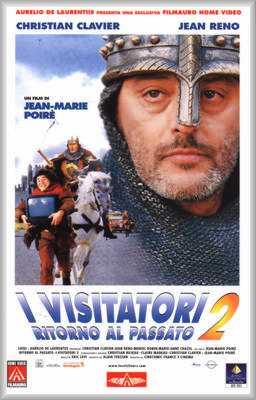I Visitatori 2 - Ritorno Al Passato