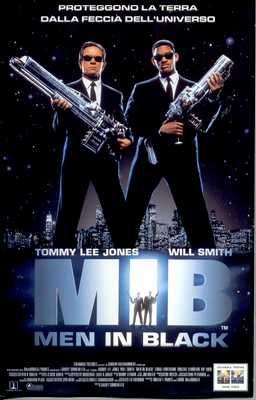 Men In Black - Mib