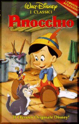 Pinocchio - Disney
