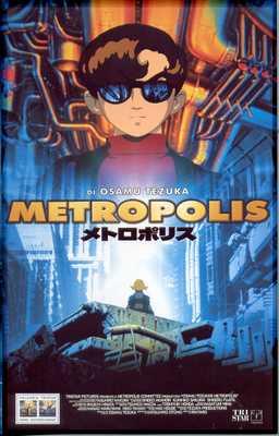 Metropolis - Cartoni