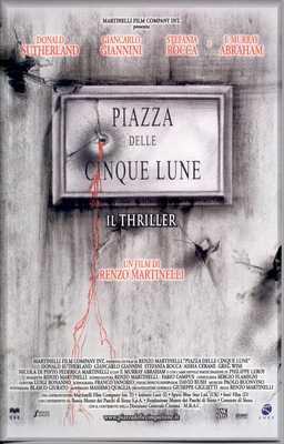Piazza Delle Cinque Lune - Il Thriller