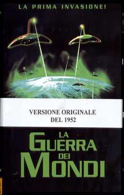 La Guerra Dei Mondi - Versione 1952