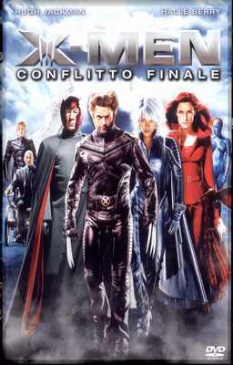 X-men 3 - Conflitto Finale