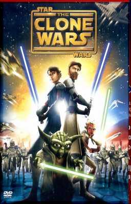 Star Wars - Clone Wars - Cartoni