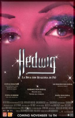 Hedwig, La Diva Con Qualcosa In Piu'