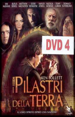 I Pilastri Della Terra - Dvd 4