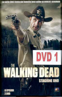 The Walking Dead - Stagione 1 - Dvd 1