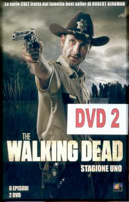 The Walking Dead - Stagione 1 - Dvd 2