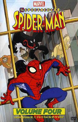 The Spectacular Spiderman - Cartoni