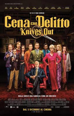 Cena Con Deltto - Knives Out