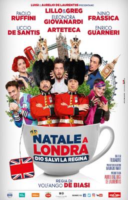 Natale A Londra