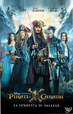 I Pirati Dei Caraibi - La Vendetta Di Salazar