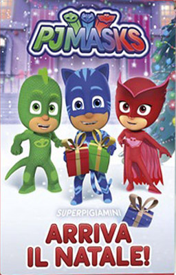 PJ Masks - Arriva Il Natale!