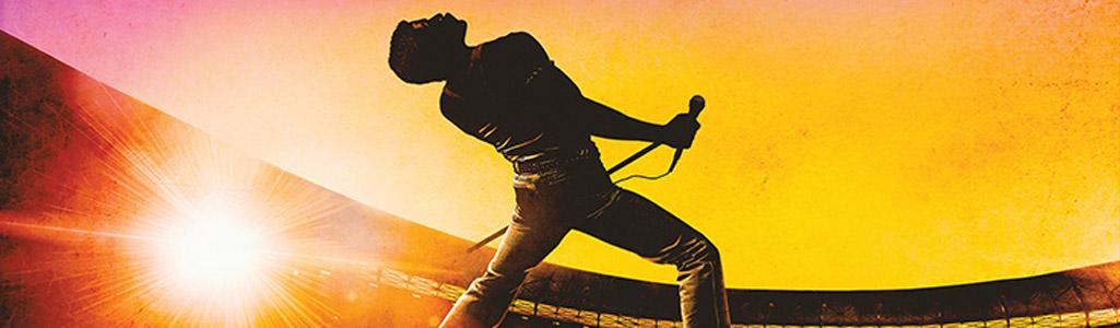 LA NASCITA DI UNA LEGGENDA RIVIVE NEL FILM PIU' ATTESO DELL'ANNO: UN CONCENTRATO DI PURA ENERGIA PER RISCOPRIRE UNA DELLE ICONE MUSICALI DEL SECOLO PASSATO!