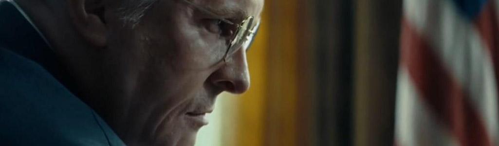"""L'INCREDIBILE STORIA VERA DELL'UOMO CHE TIRAVA I FILI DEL GOVERNO BUSH (FIGLIO) IN UN FILM DIRETTO DAL REGISTA DI """"LA GRANDE SCOMMESSA"""". BALE E' COME SEMPRE GRANDIOSO!"""